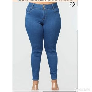 With Ease Booty Shaping Jeans